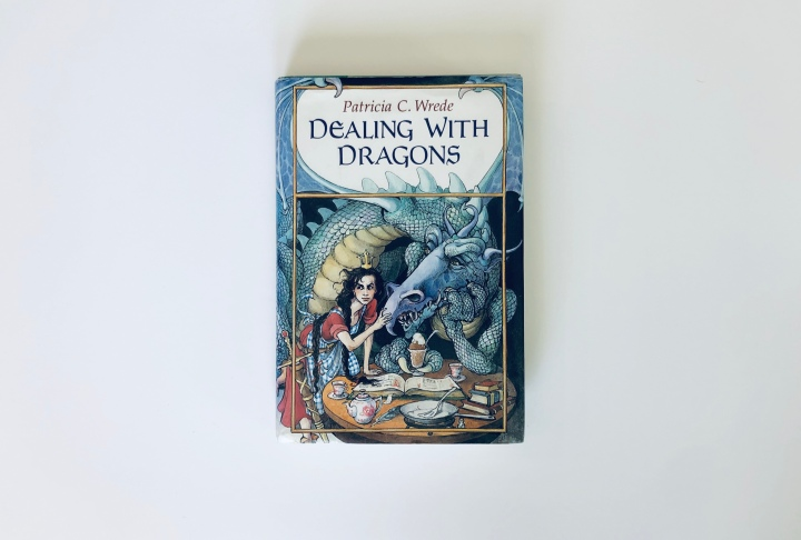 Book Nook: Dealing With Dragons – Patricia C.Wrede