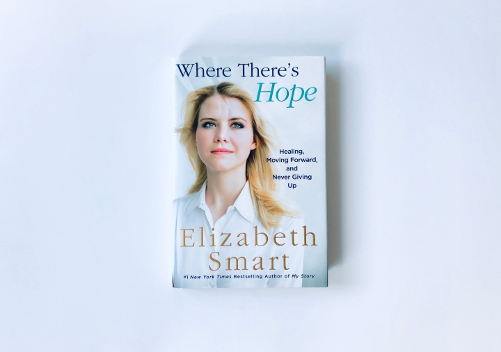 Book Nook: Where There's Hope – ElizabethSmart