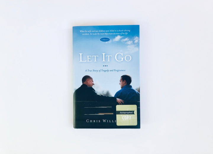 Book Nook: Let It Go – Chris Williams