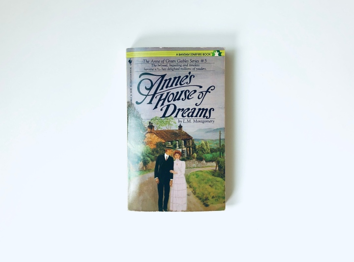 Book Nook: Anne's House of Dreams – L.M.Montgomery