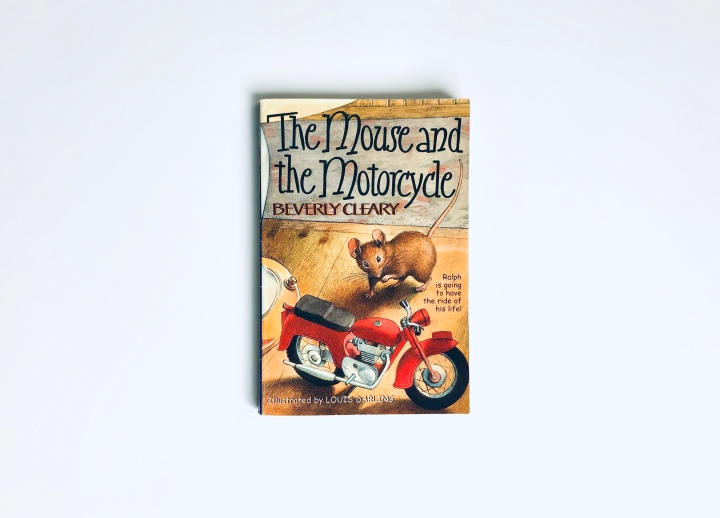 Book Nook: The Mouse and the Motorcycle – BeverlyCleary